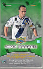 2012 Upper Deck Soccer Hobby Box - Factory Sealed 20 Pack Box - 5 Hits Per Box!