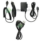 Home Wall AC+Battery Car Charger+USB Cable for LG vx8500 vx8550 Chocolate II 2