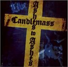 CD + DVD SET CANDLEMASS ASHES TO ASHES SEALED NEW LIVE