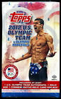 2012 Topps US Olympic Team and Hopefuls Factory Sealed Hobby Box 24 Packs 3 HITS