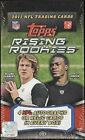 2011 Donruss Rated Rookies Football Cards 15