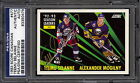 1993 SCORE TEEMU SELANNE GOALS LEADER PSA DNA AUTOGRAPH AUTO SIGNED IN GOLD JETS