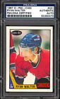 1987 88 OPC #231 RYAN WALTER PSA DNA CERTIFIED AUTOGRAPH AUTO SIGNED CANADIENS