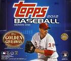 2012 Topps Series 1 (One) Baseball Factory Sealed HTA Jumbo Pack Hobby Box
