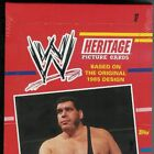 2012 Topps WWE Wresting Trading Cards Hobby Box NIB Heritage Signed 24 Packs