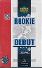 2005 UPPER DECK ROOKIE DEBUT FOOTBALL HOBBY BOX FACTORY SEALED