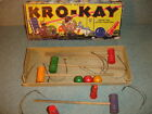Old Vtg Antique Collectible Kro-Kay