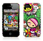 Hard Case GelaSkin Tokidoki All Stars for iphone 4 4S