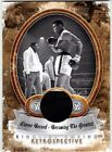 Muhammad Ali 2011 # 10 Retrospective PATCH Ringside Boxing Round 2 Gold Card SP