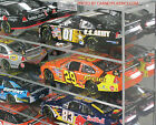 NASCAR Diecast Display Case Fits 24 Cars 124 scale