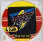 DJ SCANA Relax your body LP PICTURE PROGRESSIVE FORCE