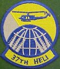 U.S. Air Force 37th Helicopter Squadron Patch