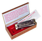 St Louis Cardinals 2013 Stan Musial Harmonica SGA NIB 4 12 13 THE MAN