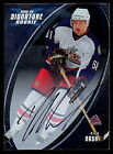 2002-03 ITG SIGNATURE SERIES AUTOGRAPH 183 RICK NASH ROOKIE SIGNED N Y RANGERS