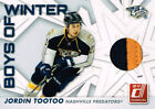 10-11 Donruss Boys Of Winter JERSEY xx 100 Made! Jordin TOOTOO #69