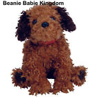 TY BEANIE BABIE * TUNNELS * THE BROWN DOG