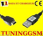 USB CABLE DATA TRANSFERE DATA KABEL SYNCRONISATION pour BlackBerry mini USB