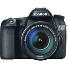 Canon EOS 70D Digital SLR Camera w 18 135mm Lens