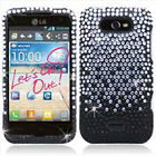 For Sprint HTC 8XT HARD Protector Case Snap On Phone Cover Crystal Clear