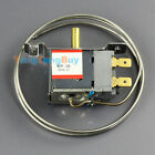 2 Pin WPF-20 Terminals Freezer Refrigerator Thermostat with 65cm Metal Cord