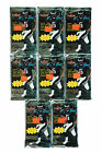 2001 Fleer Genuine Football Factory Sealed Hobby 8 Packs Lot