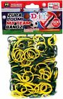 Diy Zupa Loomi Bandz Kit Loom Rubber Band Bracelets 600 Bandspack - Pick Color