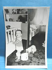 Vintage Baby With a Chamber Pot Picture Photos