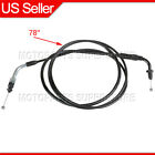 78 Throttle Cable for GY6 50cc Scooter Moped Parts