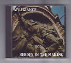 (CD) ALLEGIANCE - Heroes In The Making / Japanese Punk / Japan Import