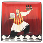 Certified International 'Bistro' 12.5-inch Square Platter