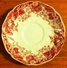 JOHNSON BROS. STRAWBERRY FAIR-PINK --- Saucer