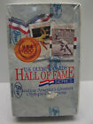 Vintage U.S.A. Olympic Hall Of Fame Trading Cards Boxed Set Unopened SRB