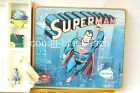 VINTAGE SUPERMAN BOARD GAME AND FIGURE BOXED DC COMICS MARVEL