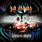 New: DEF LEPPARD - Mirror Ball (Live and More) 2 CD SET + DVD