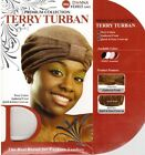 DONNA PREMIUM COLLECTION TERRY TURBAN  QUICK & EASY COVER-UP #11013 ASST
