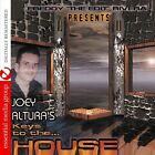 Keys To The House - Joey Altura (2013, CD New) CD-R
