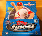 2013 Topps Finest Baseball Hobby Box MLB Tradings Cards Relic Autopgraph Rookie