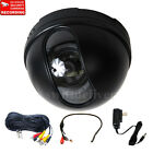 CCD Wide Angle Color Security Camera with Audio Mic Home Indoor Surveillance AG3