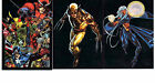 Marvel Universe 2014 archive box Ruby 90 card PARALLEL ,only 50 sets made.