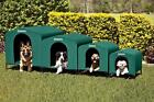 HoundHouse Large Dog Kennel Dog House Outdoor waterproof Pet Bed New
