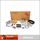 96 00 Chevrolet Geo Metro 10L L3 SOHC 6V Master Overhaul Engine Rebuild Kit