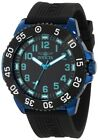 Invicta Pro Diver Swiss Luminous Hands Markers Bezel Blue Hands Military Watch