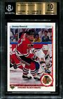 BGS 10 PRISTINE JEREMY ROENICK RC 1990 91 UPPER DECK FRENCH # 63 ROOKIE