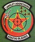 U.S. Air Force 1st Operations Group Aggressors Patch