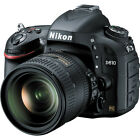 Nikon D610 243 MP Digital SLR Camera with 24 85mm Lens New