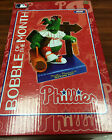 MLB Mascot Phillie Phanatic April Moving Day Bobble Head Bobblehead with Book F