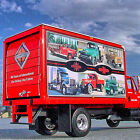 LAST Rare INTERNATIONAL HARVESTER TRUCKS 100th ANNIV TRUCK First Gear