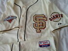 Posey 2013 Opening Day San Francisco Giants Authentic Gold Authentic Jersey RARE