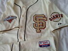 Lincecum 2013 Opening Day San Francisco Giants Authentic Gold Authentic Jersey