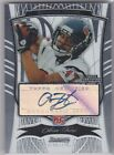 2009 Arian Foster Bowman Sterling Autograph 434 499